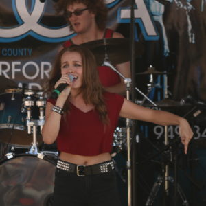 van tuyl music academy huntington beach pier 4th of july concert laney piper