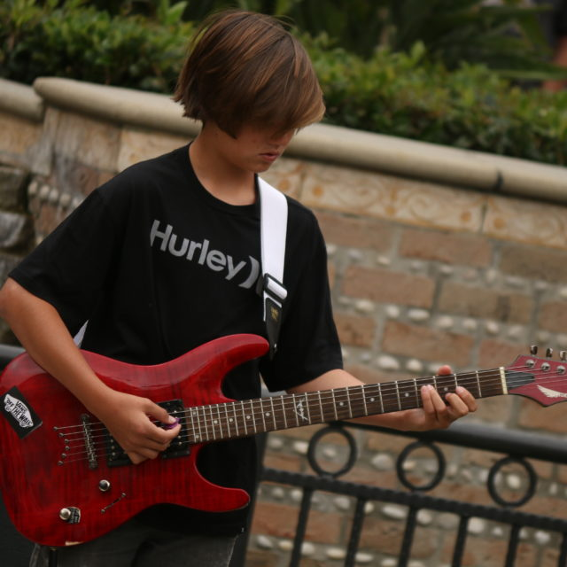 van tuyl music academy guitar lessons concert huntington beach bella terra