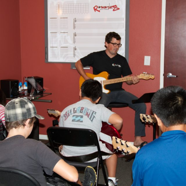 van tuyl music academy guitar classes