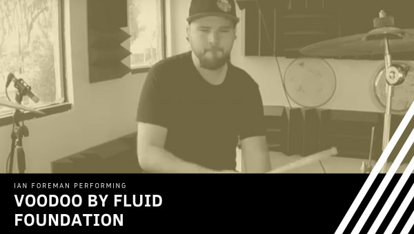 Ian Foreman Voodoo by Fluid Foundation Cover
